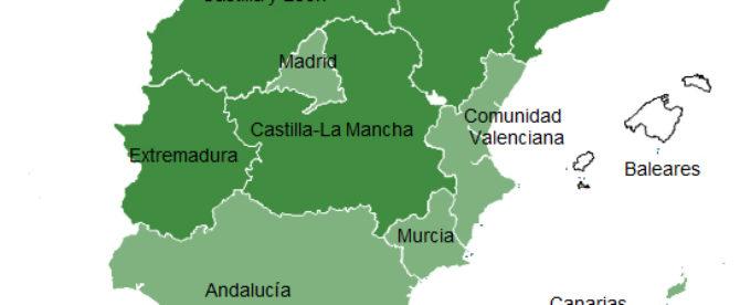 Castilla y León, la sexta en el ranking de ocupación rural durante el puento de Los Santos