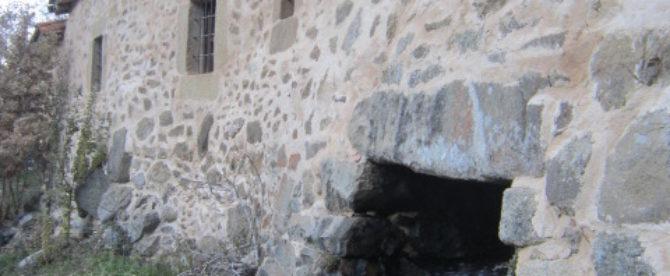 El Molino de Tío Alberto, en pleno valle del Corneja
