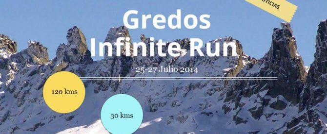 Carrera de montaña por la sierra de Gredos