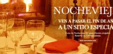 ¡Recibe el año en Navacepedilla de Corneja!