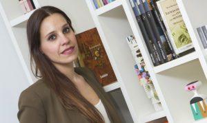 Patricia Rueda Directora del hotel rural Ribera del Corneja