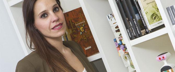 Patricia Rueda, Entrevista para la web Womenalia