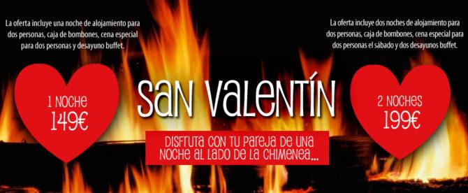Oferta San Valentin 2015
