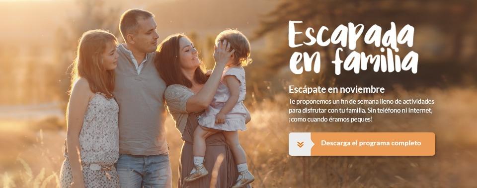 Escapada en familia