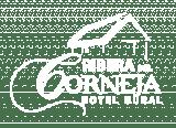 Ribera del Corneja logo blanco
