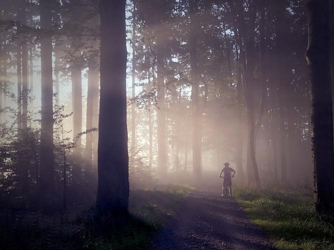 mountain bike Ávila
