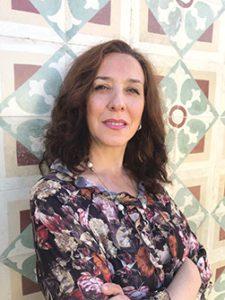 Sonsoles Fernández Directora del Hotel Rural Ribera del Corneja