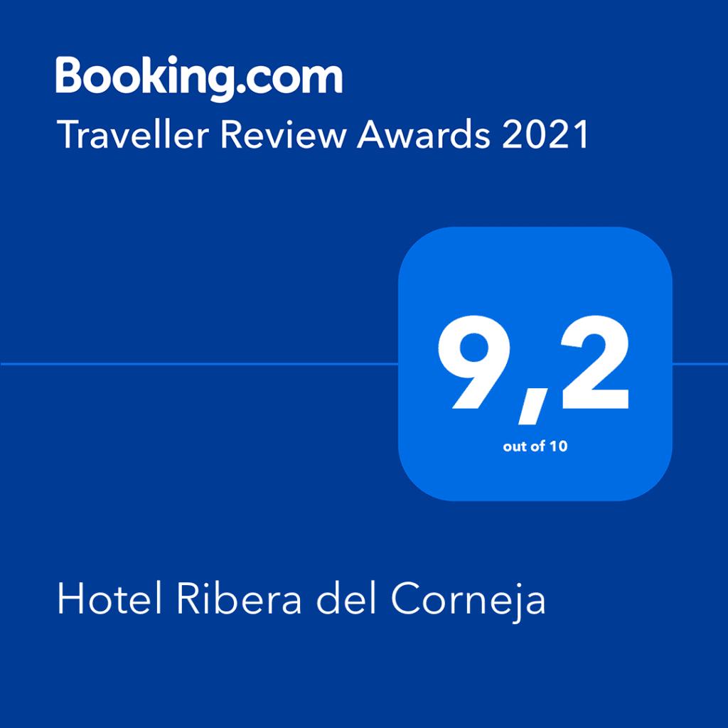 Booking Awards 2021 Turismo rural con encanto