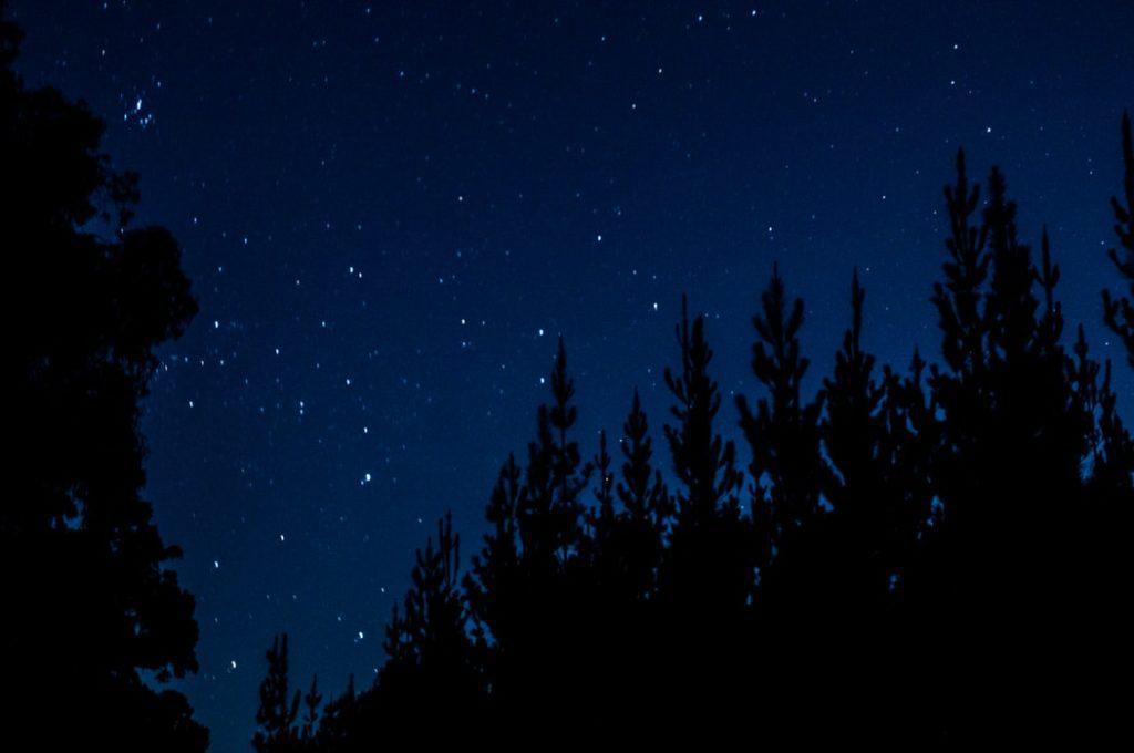 El cielo de Ávila por la noche para ver las estrellas
