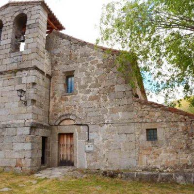 Iglesia de Navacepedilla de Corneja - Bodas Hotel Rural Ribera del Corneja