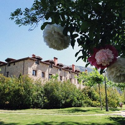 Fotografía del hotel Ribera del Corneja para bodas en Ávila