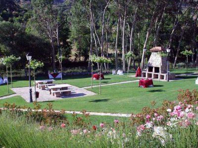 hotel rural Ribera del Corneja para bodas en Ávila