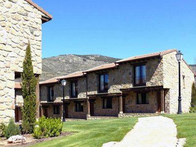 Fotografía del hotel rural Ribera del Corneja en Ávila